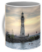 Coastguard Lighthouse Coffee Mug