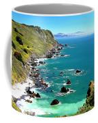 Coastline Coffee Mug