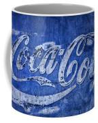 Coca Cola Blues Coffee Mug
