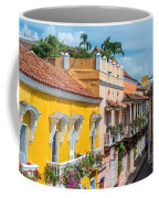Colonial Balconies Coffee Mug