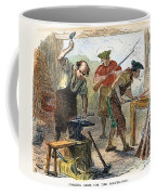 Colonial Blacksmith, 1776 Coffee Mug