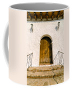 Colonial Door Coffee Mug