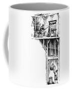 Colonial Hoist Coffee Mug