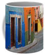 Colorful Street, Mexico Coffee Mug