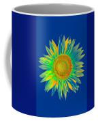 Colourful Sunflower Coffee Mug