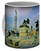 Columbus Cemetary Havana Coffee Mug