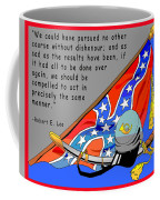 Confederate States Of America Robert E Lee Coffee Mug