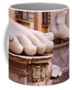 Constantine Foot Coffee Mug