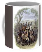 Continental Army Band Coffee Mug
