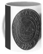 Continental Dollar, 1776 Coffee Mug