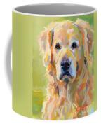 Cooper Coffee Mug by Kimberly Santini