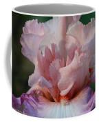 Ruffled Coral Coffee Mug
