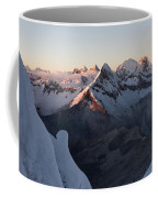 Cordillera Blanca Coffee Mug