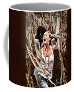 Corn Field Horror Coffee Mug