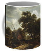 Cottages In A Wood Coffee Mug
