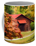 Country Charm Coffee Mug by Darren Fisher