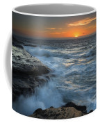 Covered By The Sea Coffee Mug