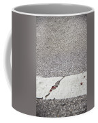 Cracked Coffee Mug by Margie Hurwich