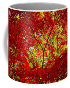 Crimson Window Coffee Mug