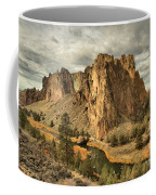 Crooked River Bend Coffee Mug