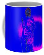 Croquis In Blue Coffee Mug