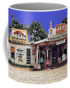 Crossroads Store Bar Juke Joint And Gas Station Fsa Marion Post Wolcott Melrose Louisiana Coffee Mug