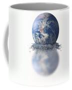 Crumbling Earth Coffee Mug