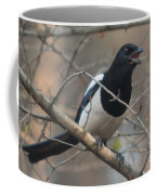 Crying Magpie Coffee Mug