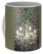 Crystal Chandelier Coffee Mug