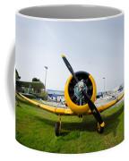 North American T-6 Texan Coffee Mug