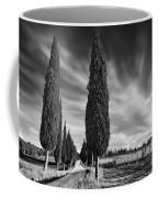 Cypress Trees- Tuscany Coffee Mug