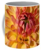 Dahlia Named Brandon James Coffee Mug