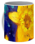 Dancing Daffodils Cropped  Coffee Mug