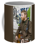 David Lowery Of Cracker Coffee Mug