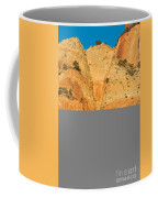 Dawn At Bridge Mountain Coffee Mug