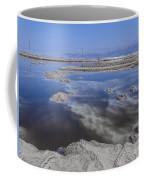 Dead Sea Landscape Coffee Mug