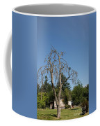 Dead Tree With Crow Coffee Mug