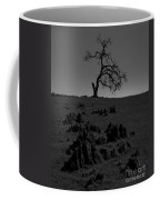 Death Of An Oak Tree Coffee Mug