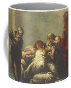 Death Of Cleopatra Coffee Mug