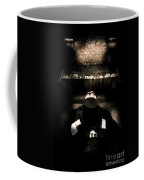 Deceased Man In Repose Coffee Mug