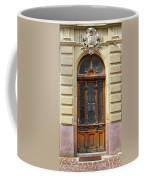 Decorative Door Coffee Mug