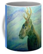 Deer At Home Coffee Mug