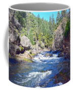 Deer Creek Coffee Mug