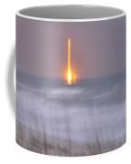 Delta Iv-heavy Launch Vehicle Taking Off Coffee Mug
