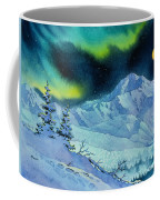 Denali Night Coffee Mug
