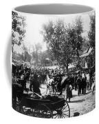 Denver: Healer, 1895 Coffee Mug
