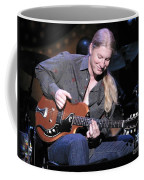 Guitarist Derek Trucks Coffee Mug