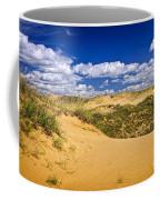 Desert Landscape In Manitoba Coffee Mug