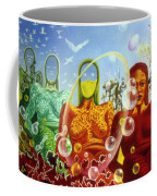 Detail From - The Dreamer's Night Coffee Mug