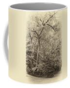 Determination Sepia Coffee Mug